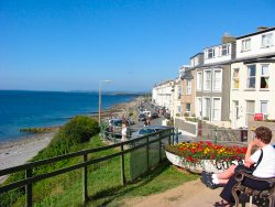 Criccieth Town Website Hotels Bed And Breakfast